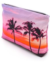 Samudra - Coco Palms Pouch - Lyst