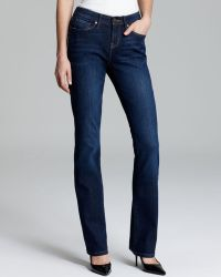 Isaac Mizrahi New York - Slim Boot Cut Curve Jeans - Lyst