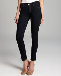 J Brand Jeans - 811 Skinny In Ink - Lyst