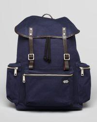 Jack Spade - Field Canvas Backpack - Lyst