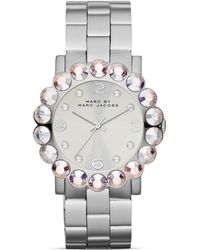 Marc By Marc Jacobs Amy Watch 42mm - Metallic