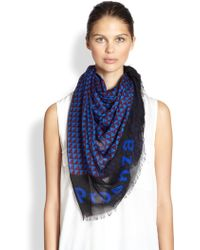 Proenza Schouler - Rectangle Scarf - Lyst