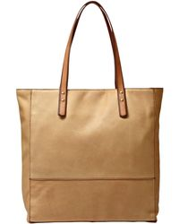 Fossil - Zoey Leather Tote Bag - Lyst