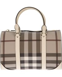 Burberry Brit - Chester Tote Bag - Lyst