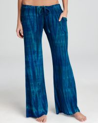 Lucky Brand - Samba Sea Tiedye Beach Trousers - Lyst