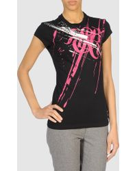 Rock & Republic   Short Sleeve T-shirt   Lyst