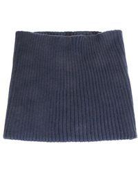 Trussardi - Chunky Knit Snood - Lyst