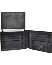 Bric's - Pininfarina Leather Card Holder Billfold Id Wallet - Lyst