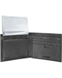 A.Testoni - Genuine Leather Billfold - Lyst