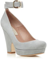 Pied a Terre | Adler Ankle Cuff Court Shoes | Lyst