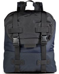 Marc By Marc Jacobs - Twotone Backpack in Black - Lyst
