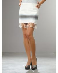 Patrizia Pepe Miniskirt - Lyst