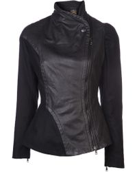 Vivienne Westwood Anglomania Storm Jacket - Lyst