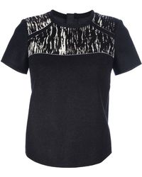 Isabel Marant Bulk Paneled Top - Lyst