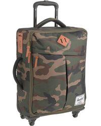 J.Crew - Camo Rolling Suitcase - Lyst