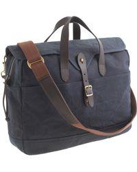 J.Crew Abingdon Laptop Bag - Lyst