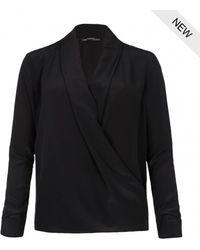 AllSaints Asdis Shirt - Lyst