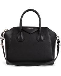 Givenchy Antigona Small Grainy Leather Tote - For Women - Lyst