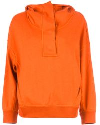 Maison Ullens - Boxy Hooded Sweater - Lyst