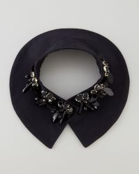 Marni Beaded Collar Necklace  - Lyst