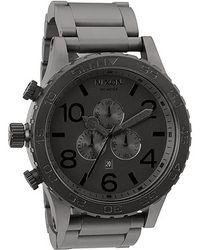 Nixon The 5130 Chrono Watch - Lyst