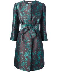 P.A.R.O.S.H. Belted Coat - Lyst