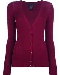 Marc By Marc Jacobs Vneck Cardigan - Lyst