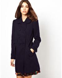 ELEVEN PARIS | Yumi Belted Coat | Lyst