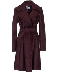Gianfranco Ferré Coat - Lyst