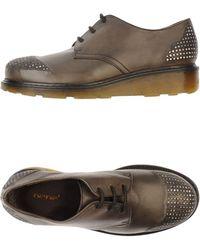 Nana' Lace-Up Shoes - Lyst