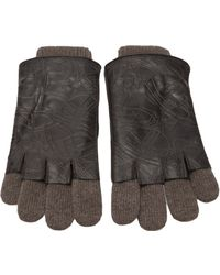 Vivienne Westwood - Leather Detail Glove - Lyst