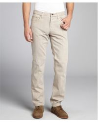 Gucci Stone Denim Button Fly Skinny Jeans - Lyst