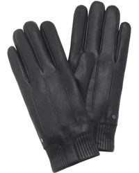 Mulberry - Mens Ribbed Cuff Glove - Lyst
