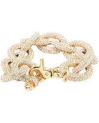 CC SKYE Pave Mariner Bracelet - Lyst