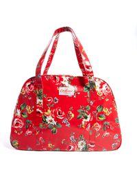 Cath Kidston - Large Zip Top Weekend Bag - Lyst