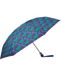 Marc By Marc Jacobs - Green Etta Print Umbrella - Lyst