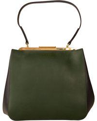 Marni Small Bicolour Frame Shoulder Bag - Lyst