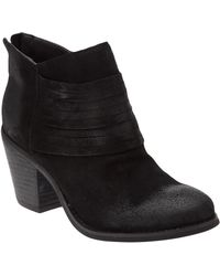 Seychelles Stacked Heel Ankle Boot - Lyst