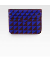 Proenza Schouler - Printed Card Holder - Lyst