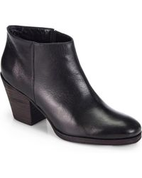 Rachel Comey Mars Leather Ankle Boots - Lyst