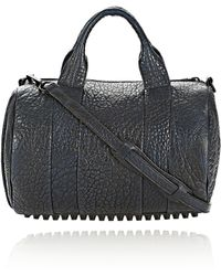 Alexander Wang - Rocco in Navy Tipped with Matte Black - Lyst
