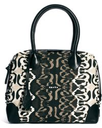 Sam Edelman Ameko Patterned Tote Bag - Lyst
