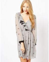 Sugarhill Penguin Love Dress - Lyst