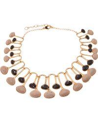 Lele Sadoughi - Meteor Shower Necklace - Lyst