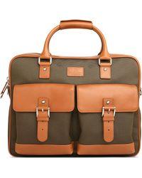 Trafalgar - Trafalgar Bags Washington Square Briefcase - Lyst