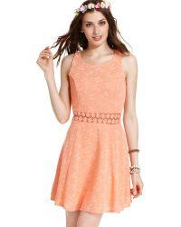 American Rag - Sleeveless Knit Aline - Lyst