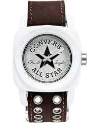 Converse | Unisex Premium Brown Suede Strap  | Lyst