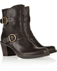 Fiorentini + Baker Nena Leather Boots - Lyst