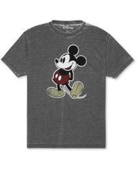 Jem Mickey Graphic T-Shirt - Lyst