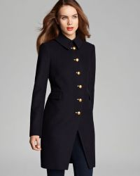 Marc By Marc Jacobs Coat Nicoletta Wool Blend - Lyst
